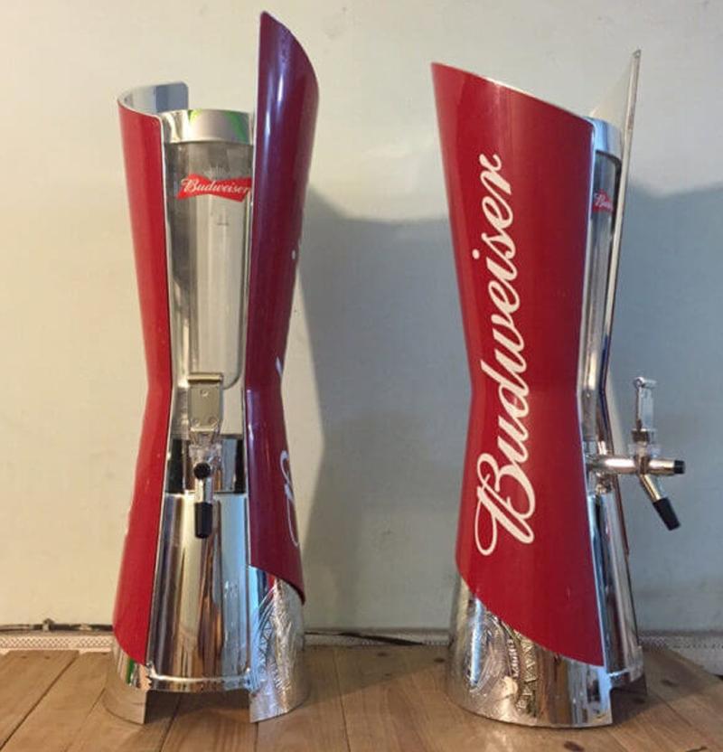 nơi bán tháp bia budweiser giá rẻ