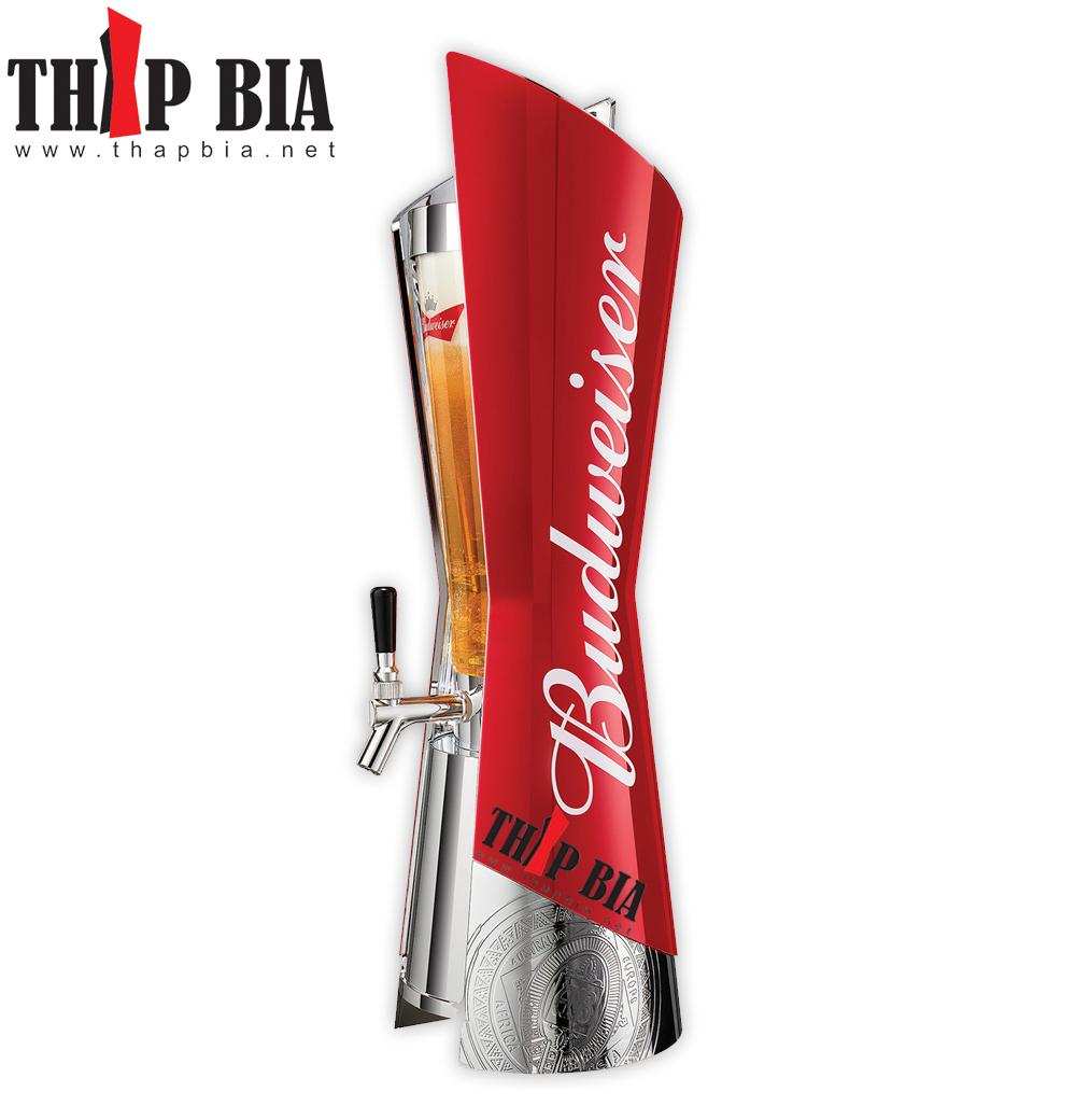 tháp bia tiger 3 lít